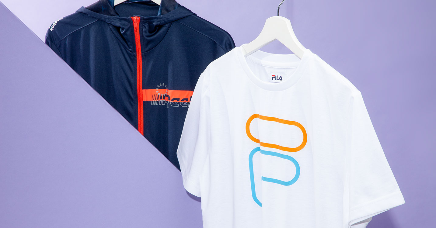 FILA & Reebok MEN