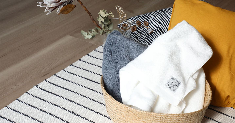 OLSIA  -Premium Towel-