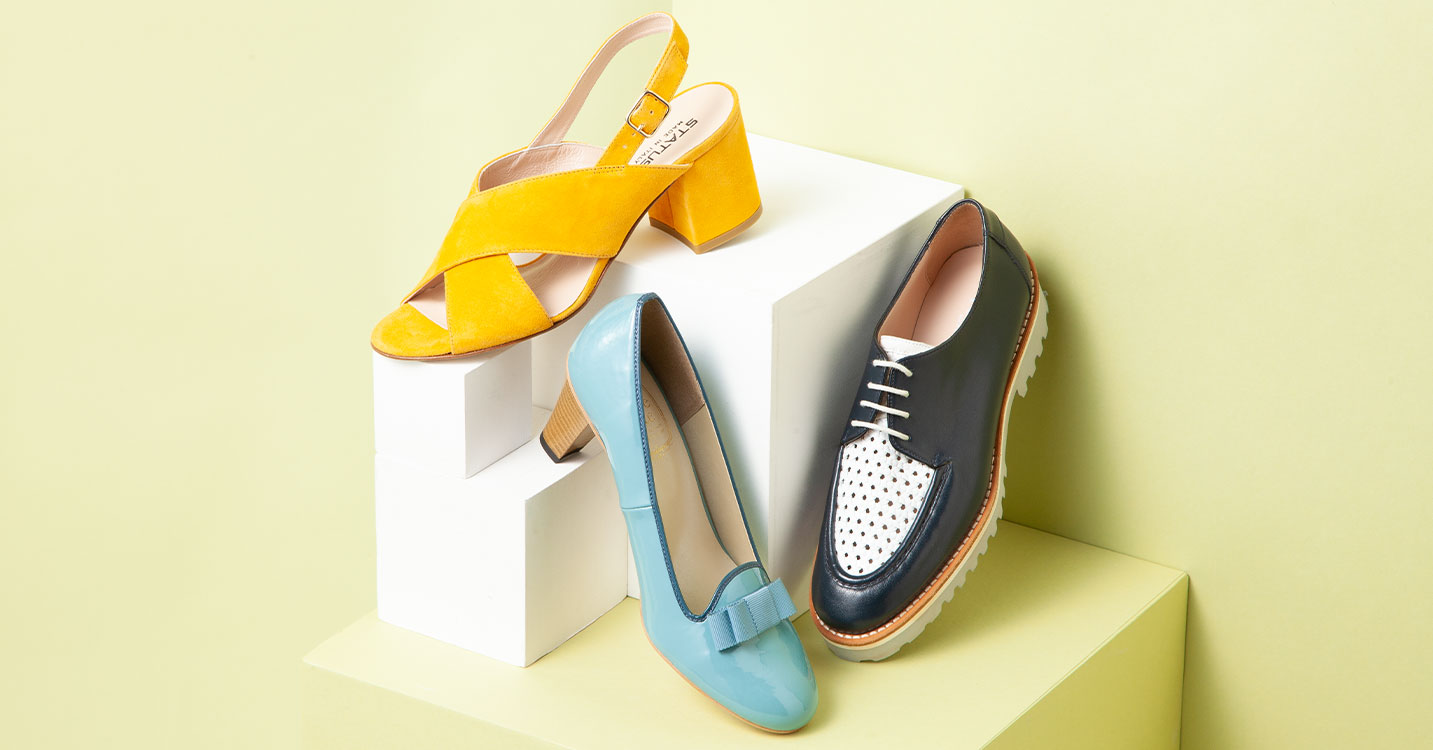 GROUND & Import Shoes