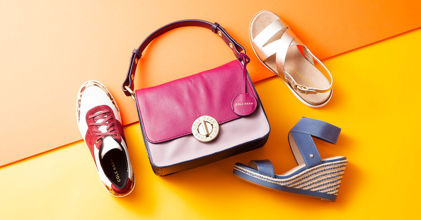 SUMMER COLLECTION:COLE HAAN