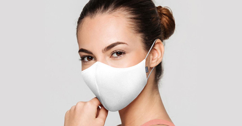 BLOCH -UVカット抗菌マスク-