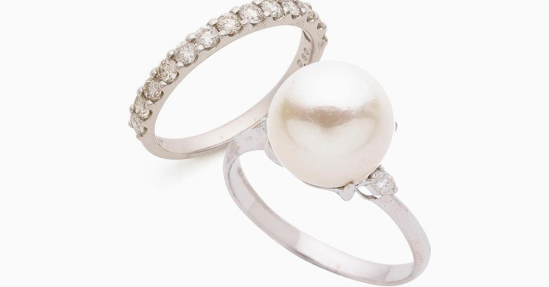 Precious Pearl & Diamonds