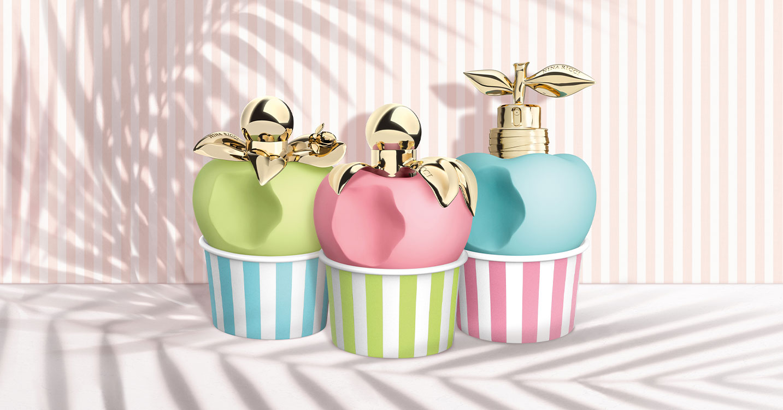 FRESH&COOL-Summer Fragrance Selection-