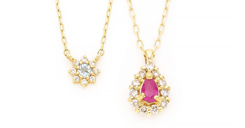 Birthstone jewels