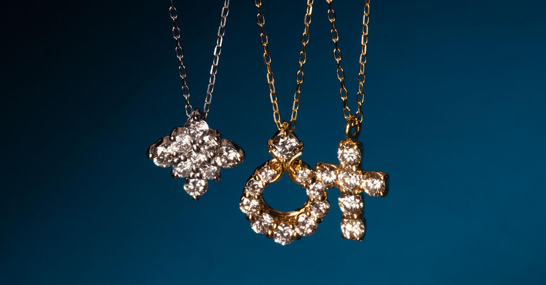 Luxe Diamonds & Pearls