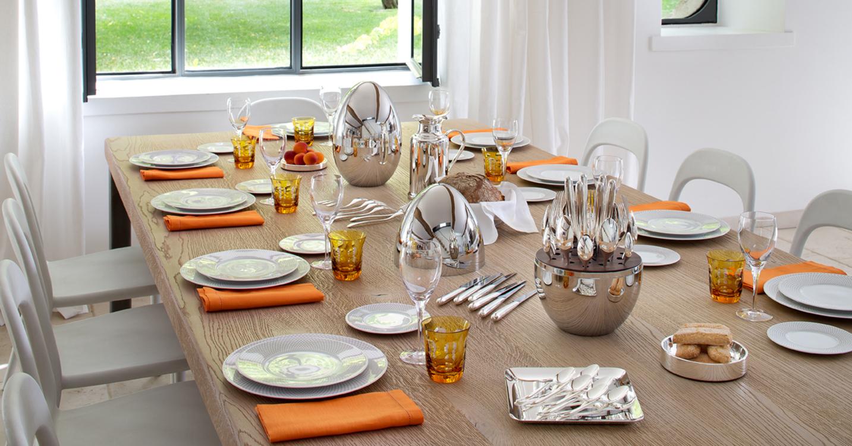 CHRISTOFLE:Tableware