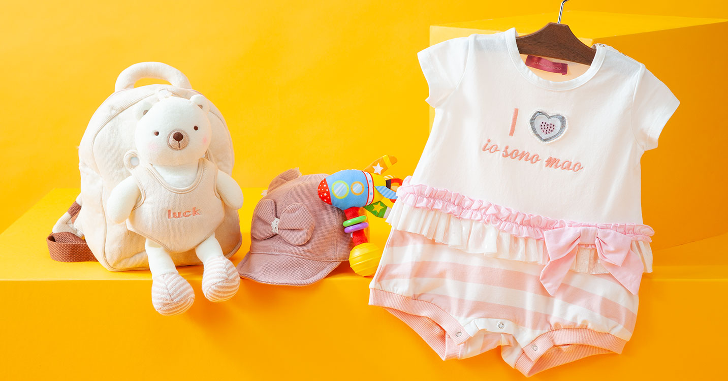 BABY SELECTION BY io sono mao MAX 70%OFF