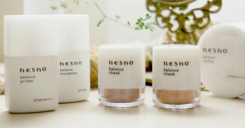 nesno-mineral balance water-