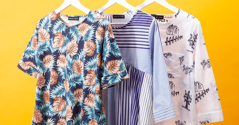 三越伊勢丹スプリングサマーファッション