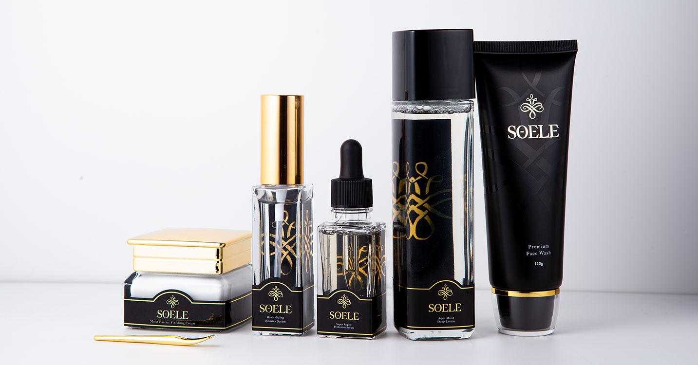 SOELE-極潤美肌のための幹細胞エイジングケア-