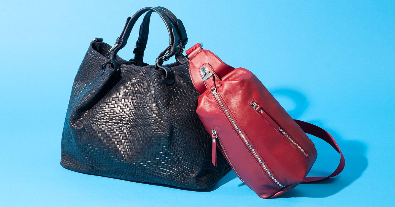MODE FOURRURE MEN : Leather Goods