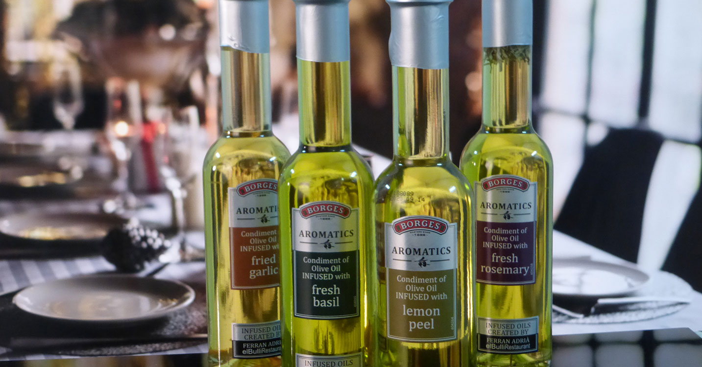 Olive Oil/Pasta Selection